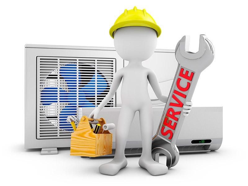 Servicios de Climatización, Frío industrial y Mantenimiento