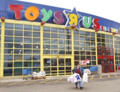 Toys'R Us Santander
