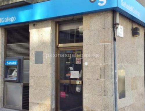 BANCO SABADELL Rua Urzáiz 174 Vigo (Pontevedra)