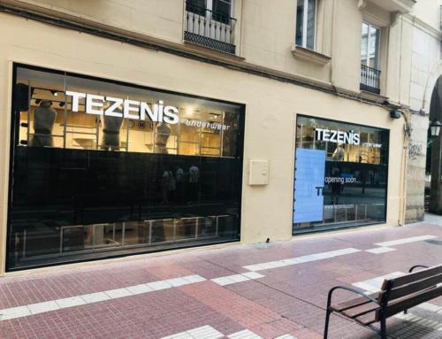 TEZENIS  Paseo de la Independencia en Zaragoza